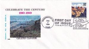 1998, Grand Canyon, DGW, FDC (E11819)