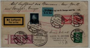 Germany/USA Catapult cover 19.3.30