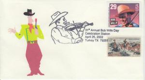 2002 Bob Wills Day Turkey Texas - CG