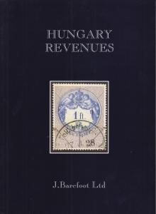 Hungary Revenues, 3rd Edition in COLOR, by J. Barefoot, NEW