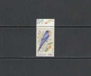 ARMENIA: 2019 New  Issue /** Beautiful EUROPA-BIRD **/ Single / MNH.