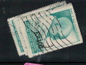 Chile Gandhi SC 448 X 9 VFU (10exv)
