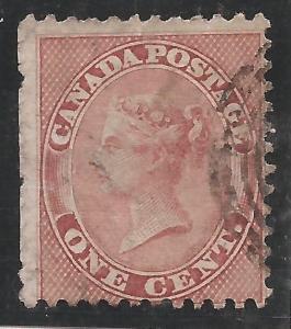 CANADA #14 USED