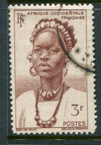 French West Africa #46 Used - penny auction
