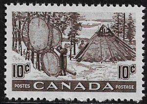Canada #301 MNH Stamp - Fur Skins