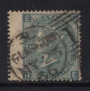 Great Britain #48 VF Used CDS
