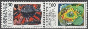 Liechtenstein #564-5  MNH  (S5959)