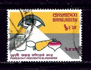 Bangladesh 110 Used 1976 Prevent Blindness