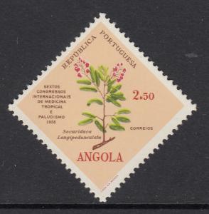 Angola 409 Medicine mnh