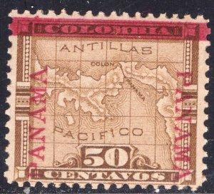 PANAMA SCOTT 81