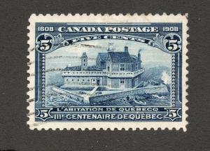 Canada - Unitrade# 99 Used/ VF  -  Lot 0419180