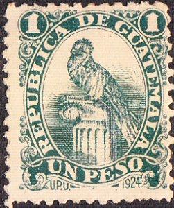 Guatemala #205    Used