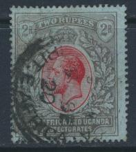 East Africa & Uganda Protectorate Used - SG 54 SC#50 - see details