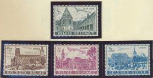Belgium Stamps Scott #B897 To B890, Mint Hinged - Free U.S. Shipping, Free Wo...