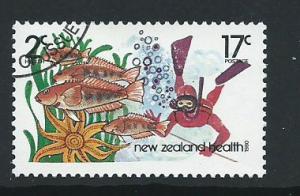 New Zealand SG 1227  Fine Used