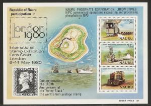 Nauru 216a 1980 Phosphate s.s. NH