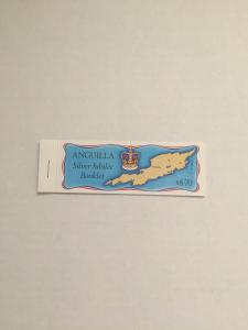 ^Anguilla Booklet #274a**