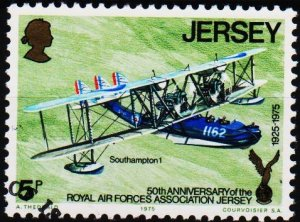 Jersey. 1975 5p S.G.134 Fine Used