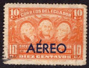 ECUADOR SCOTT C39