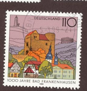 Germany 1992   USED