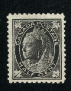 Canada #66   VF used PD