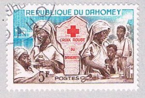 Dahomey 156 Used Nurse child  (BP39023)