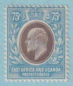 EAST AFRICA AND UGANDA 39 MINT HINGED OG * NO FAULTS EXTRA FINE!