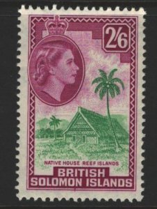 Solomon Islands Sc#102 MNH