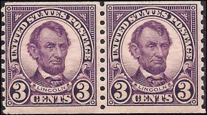 600 Mint,OG,NH... Pair... SCV $26.00