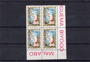 Equatorial Guinea 1975 Sc#75198 International Woman's Year Block of 4 MNH
