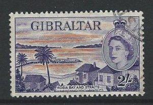 Gibraltar USED Scott cat.#  142