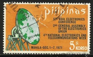 Philippines 1972 Scott# 1113 Used