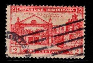 Dominican Republic Scott 261 Used stamp