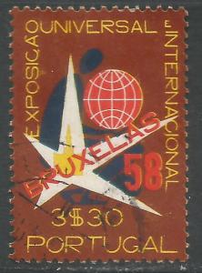 PORTUGAL 831 VFU R259-1