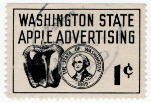 (I.B) US Revenue : Apple Advertising 1c (Washington State)
