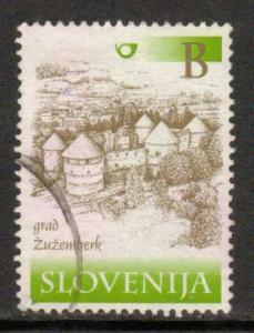 Slovenia   #406  used  (2000)  c.v. $0.30