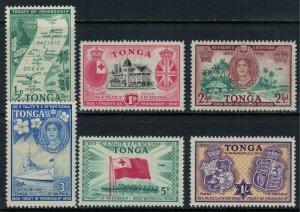 Tonga #94-9*  CV $11.45