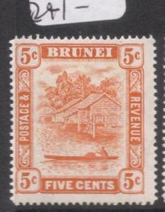 Brunei SG 82 MNH (9den)