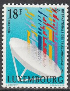 Luxembourg #832  MNH   (S2219)