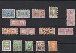 Switzerland Back of the Book Stamps Ref 26735