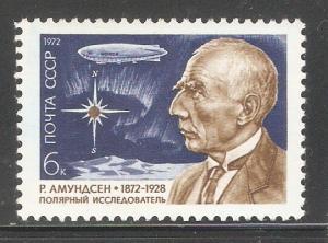 Russia/USSR 1972,Roald Amundsen,Norwegian Polar Explorer,Sc 3991,VF MNH**