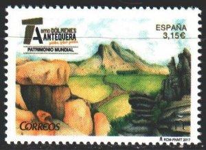 Spain. 2017. 5187. Dolmens, archeology. MNH.