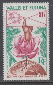 Wallis and Futuna Islands C54 UPU MNH VF