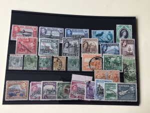 Cyprus Malta Falklands mounted mint & Used Stamps Ref 54784
