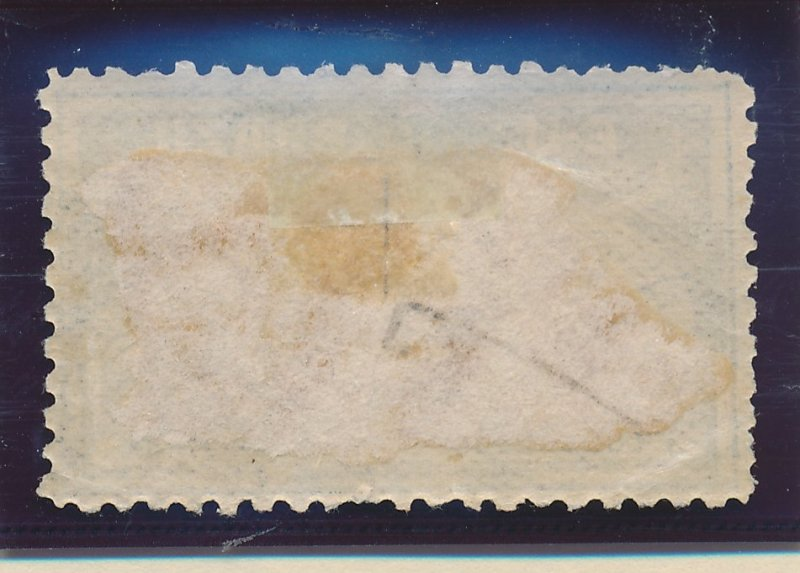 Brazil Stamp Scott #173, Used - Free U.S. Shipping, Free Worldwide Shipping O...