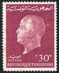 Tunisia 427 -  FVF used