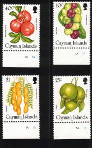 CAYMAN ISLANDS - Wild Fruit 1996