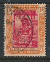 Jamaica  SG 95 - Used see scan and details