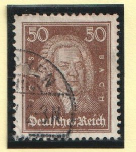 1926  GERMANY - S.G: 411 -  BACH - USED
