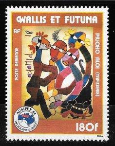 Wallis & Futuna Islands C136 NH VF CV $4.50
